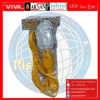 چراغ سیارLED با سیم 5 متری و چراغ LED (چینی)